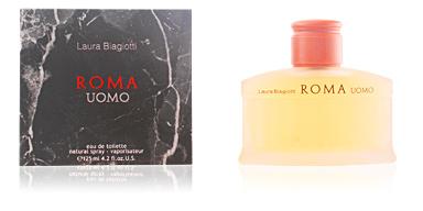 Laura Biagiotti ROMA UOMO edt vaporizador 125 ml
