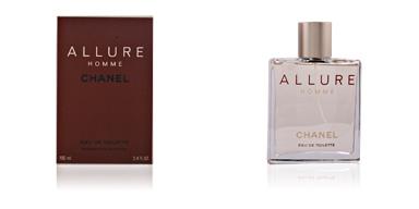 Chanel ALLURE HOMME edt zerstäuber 100 ml
