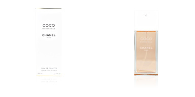 Chanel COCO MADEMOISELLE edt vaporizador 100 ml
