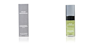 Chanel POUR MONSIEUR edt zerstäuber 100 ml