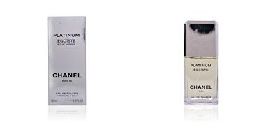 Chanel EGOISTE PLATINUM edt zerstäuber 50 ml