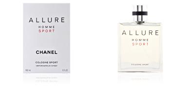 Chanel ALLURE HOMME SPORT edc zerstäuber 150 ml