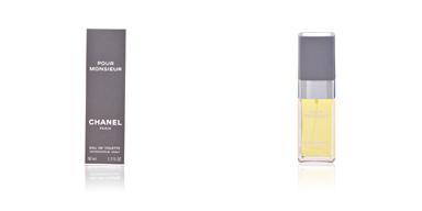 Chanel POUR MONSIEUR edt zerstäuber 50 ml