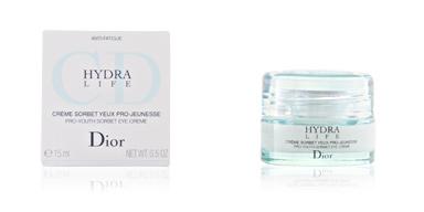 Dior HYDRALIFE crème sorbet yeux 15 ml