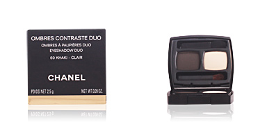 Chanel OMBRES CONTRASTE DUO #60-khaki clair 2,5 gr