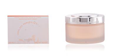 Hermès EAU DES MERVEILLES body cream 200 ml