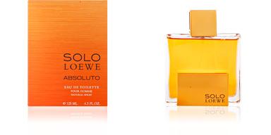 Loewe SOLO LOEWE ABSOLUTO edt vaporizador 125 ml