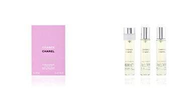 Chanel CHANCE EAU FRAICHE edt vaporizador refill 3x 20 ml