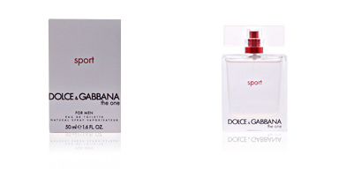 Dolce & Gabbana THE ONE MEN SPORT edt vaporizador 50 ml