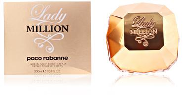 LADY MILLION body cream 300 ml