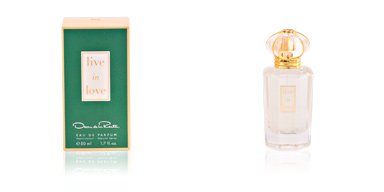 Oscar De La Renta LIVE IN LOVE edp vaporizador 50 ml