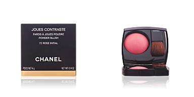 Chanel JOUES CONTRASTE #72-rose initiale 4 gr