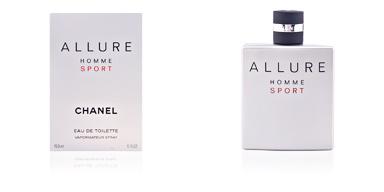 Chanel ALLURE HOMME SPORT edt zerstäuber 150 ml