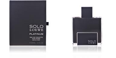 Loewe SOLO LOEWE PLATINUM edt vaporizador 100 ml