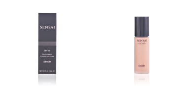 Kanebo FLUID FINISH sensai foundation #102 30 ml