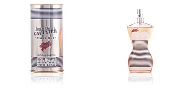 Jean Paul Gaultier CLASSIQUE collector edition edt vaporizador 100 ml