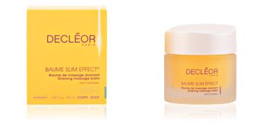Decleor SLIM EFFECT baume de massage drainant 50 ml