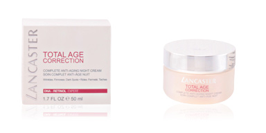 Lancaster TOTAL AGE CORRECTION complete night cream 50 ml