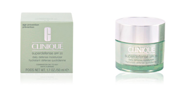 Clinique SUPERDEFENSE SPF20 daily defense moisturizer III/IV 50 ml