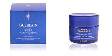 Guerlain SUPER AQUA-CRÈME hydratant jour anti-age confort 50 ml