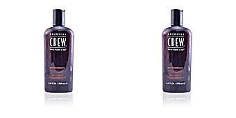 American Crew ANTI-DANDRUFF sebum control shampoo 250 ml