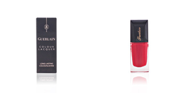Guerlain LA LAQUE vernis #121-rouge d'enfer 6 ml