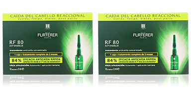 Rene Furterer RF 80 concentrated hair loss treatment 12 x 5 ml