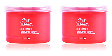 Wella BRILLIANCE treatment for coarse colored hair 500 ml