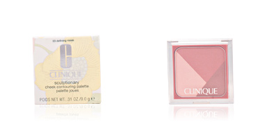 Clinique SCULPTIONARY cheek palette #03-defining roses 9 gr