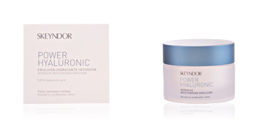 Skeyndor POWER HYALURONIC intensive moisturizing emulsion 50 ml