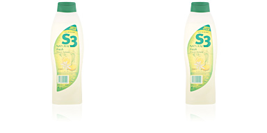 S3 S-3 NATURAL FRESH edc 600 ml