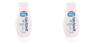 Lactovit LACTOVIT ORIGINAL leche corporal hidratante PN 400 ml