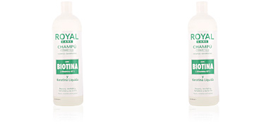 Anian ROYAL CARE champú cosmético biotina & keratina 1000 ml