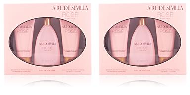Aire Sevilla AIRE SEVILLA ROSE LOTE 3 pz