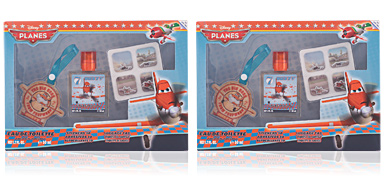 Cartoon PLANES LOTE 3 pz