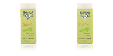 Le Petit Marseillais MANDARINA & LIMA duschgel 400 ml