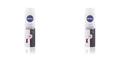 Nivea BLACK & WHITE INVISIBLE deo zerstäuber 150 ml