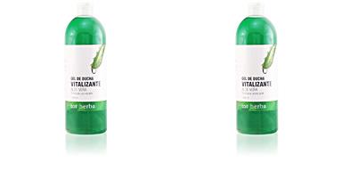 Tot Herba GEL DE DUCHA VITALIZANTE aloe vera 1000 ml