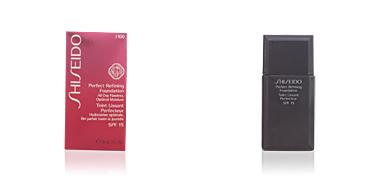 Shiseido PERFECT REFINING foundation SPF15 #I100 30 ml