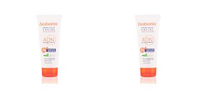 Babaria SOLAR ADN crema solar facial SPF50 75 ml