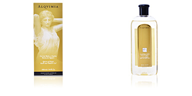 Alqvimia BATH & gel douche queen of Egypt 400 ml