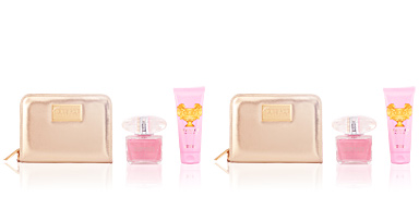 Versace BRIGHT CRYSTAL COFFRET 3 pz