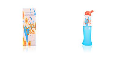 Moschino CHEAP & CHIC I LOVE LOVE deo vaporisateur 50 ml