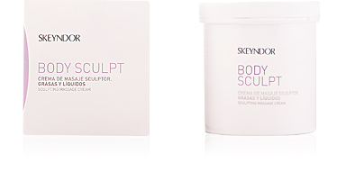 Skeyndor BODY SCULPT sculpting massage cream 1000 ml