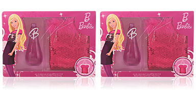 Cartoon BARBIE B SET 2 pz