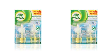 Air-wick AIR-WICK AMBIENTADOR ELECTRICO RECAMBIO LOTE 2 pz