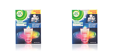 Air-wick AIR-WICK COLOUR AMBIANCE kerze perfumada #jazmín & perla