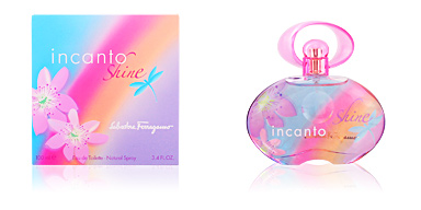Salvatore Ferragamo INCANTO SHINE edt vaporizador 100 ml