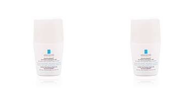 La Roche Posay DEODORANT PHYSIOLIGIQUE 24h peaux sensibles roll on 50 ml