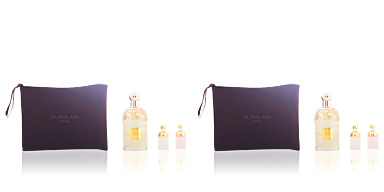 Guerlain AQUA ALLEGORIA GREEN LEMON SET 4 pz